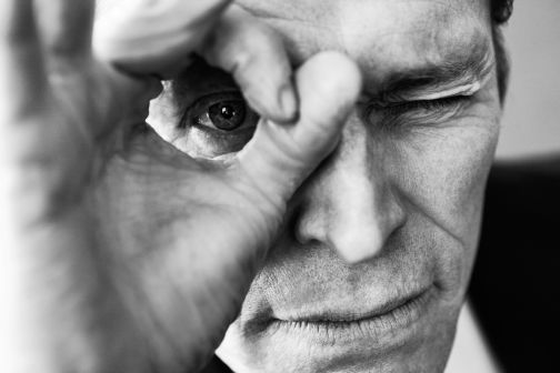 INTERVIEW/WILLEM DAFOE