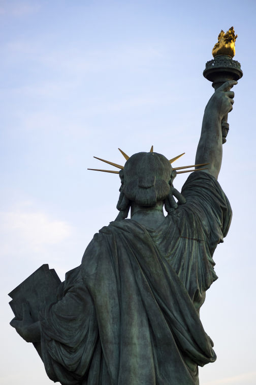 Paris - Statue of Liberty