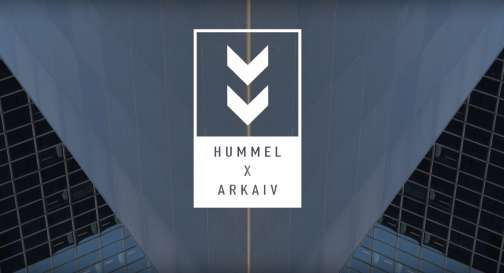 Hummel x Arkaiv /Urbanshop.no for ANTI