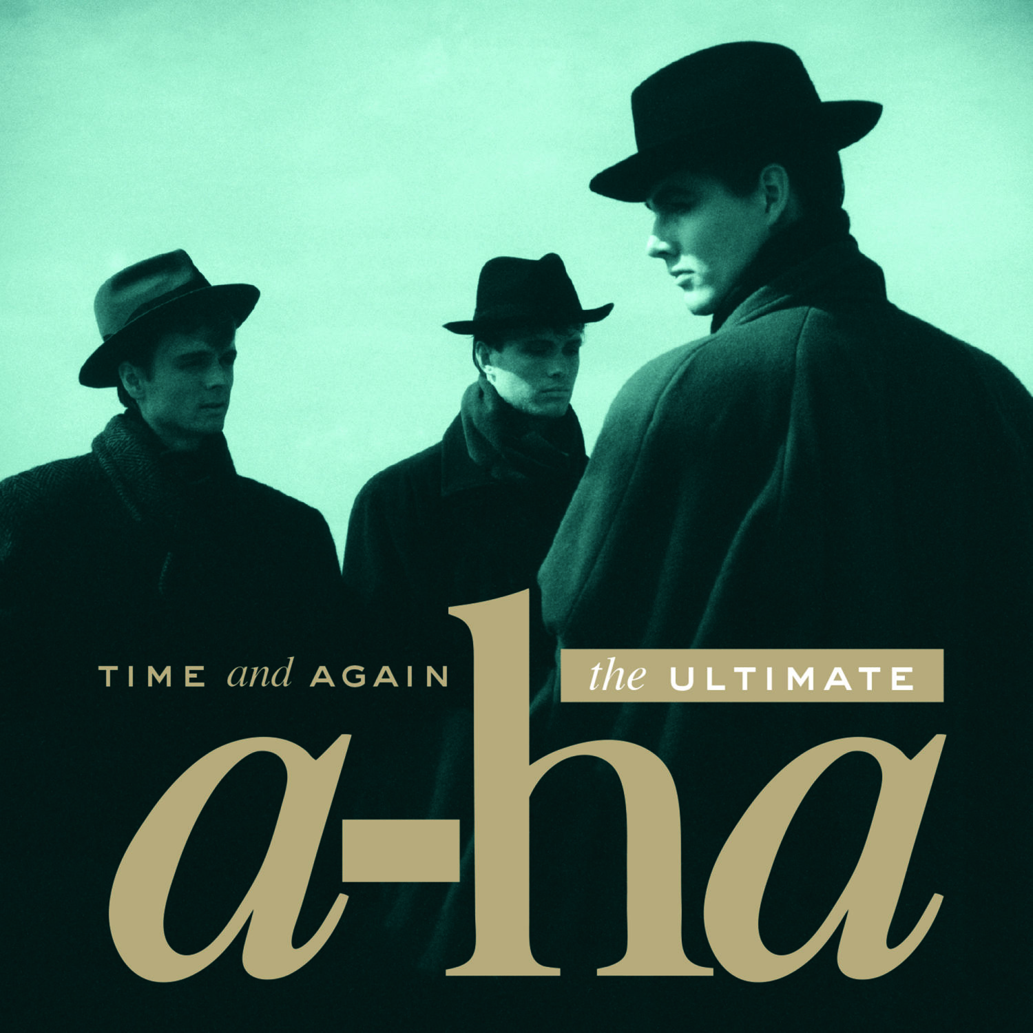 a-ha_TIME and AGAIN_Cover_