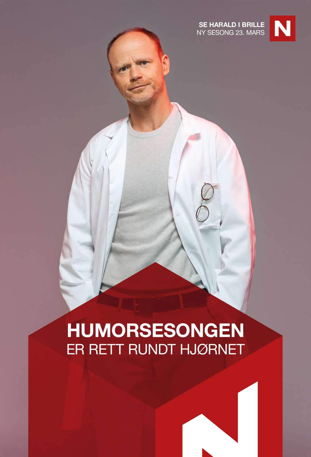 TVNorge Humorsesongen 2017 Haral Eia