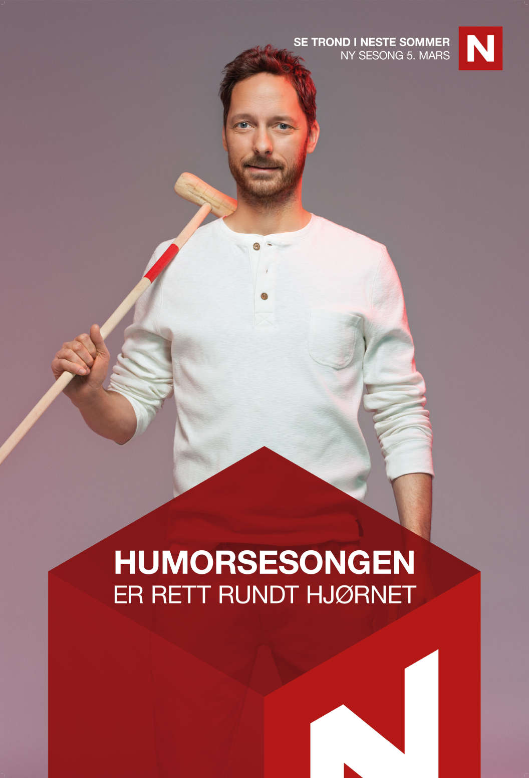 TVNorge Humorsesongen 2017 Trond Fausa Aurvåg